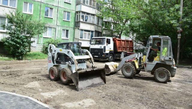 В Симферополе добавят парковки во дворах