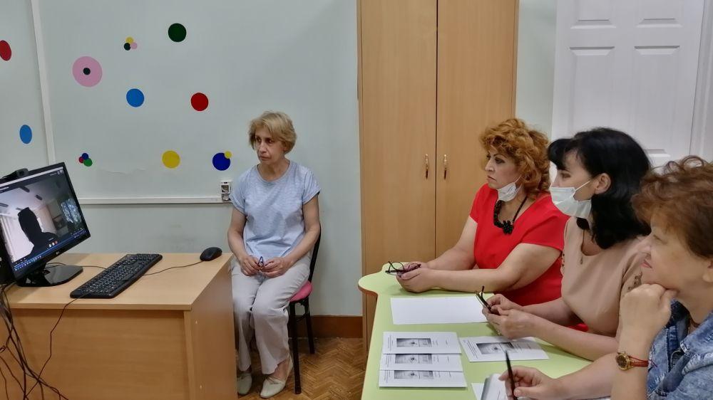 Для специалистов публичных библиотек Первомайского района проведен форум «Крымскотатарская книга»