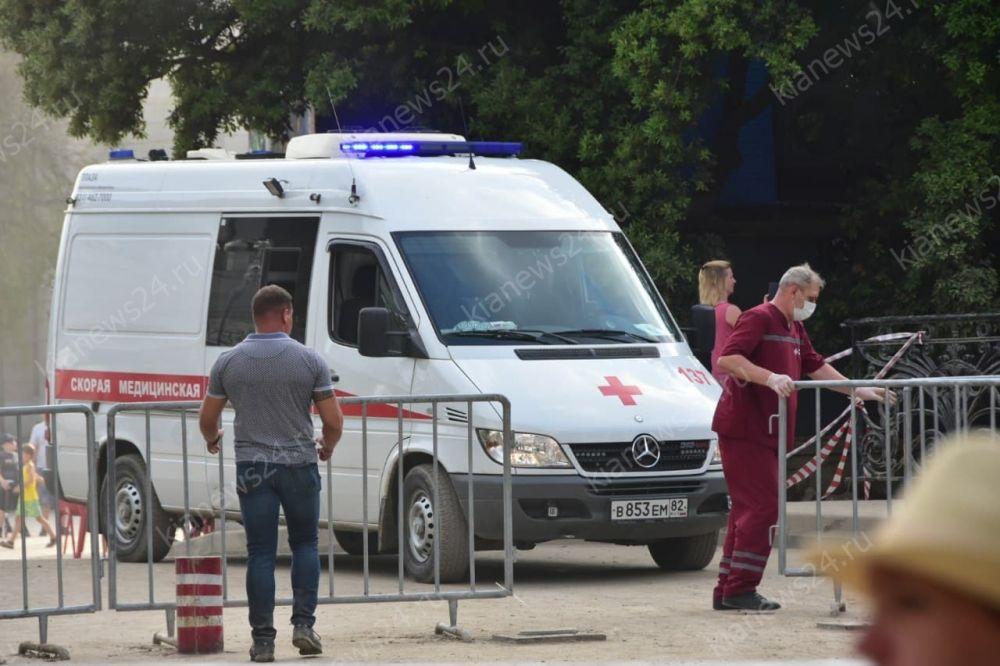 Следком проверит сведения из СМИ о нападении нетрезвого мужчины на медицинских работников