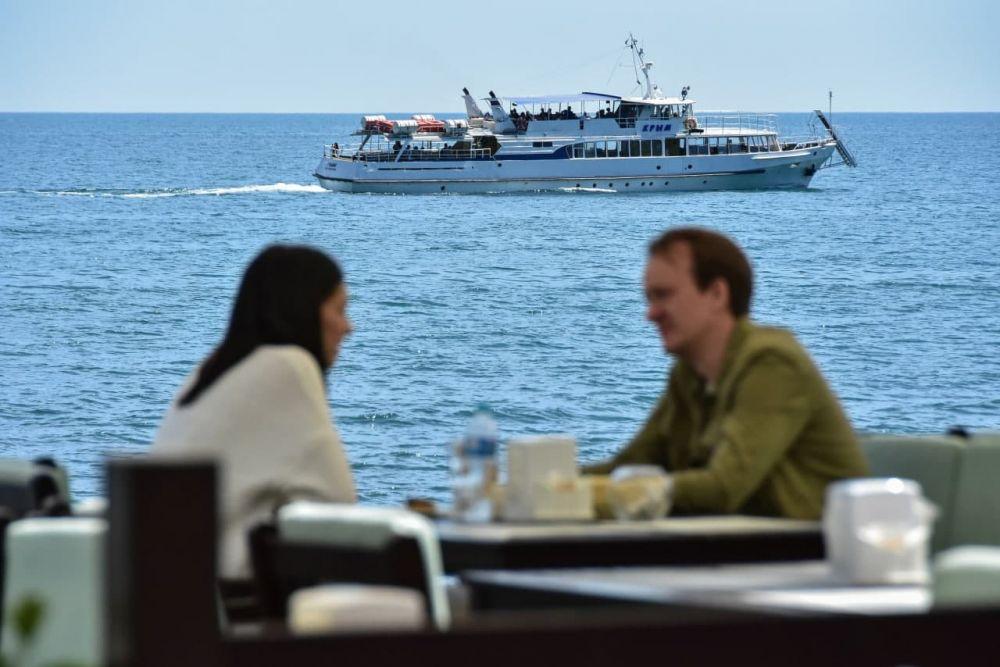 В Крыму зафиксировали рекордный рост турпотока