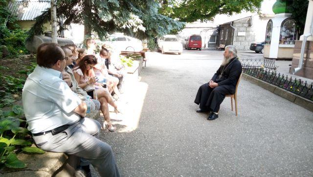 Студентам-религиоведам в Крыму рассказали о профилактике экстремизма