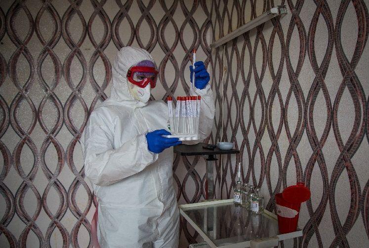 Коронавирус в Севастополе: за сутки подтвердилось 114 новых случаев