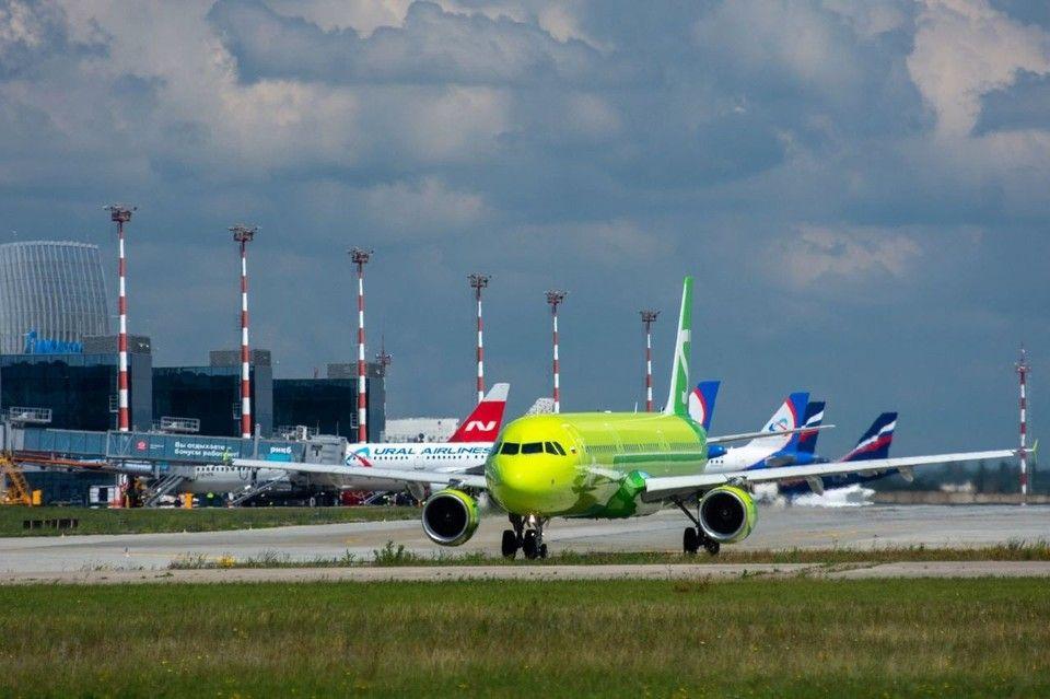 Пассажиропоток в аэропорту Симферополя перевалил за миллион
