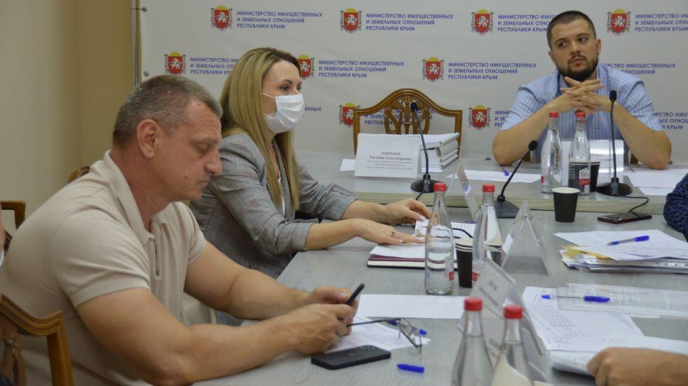 Заседание Комиссии по рассмотрению споров о результатах определения кадастровой стоимости объектов недвижимости имущества