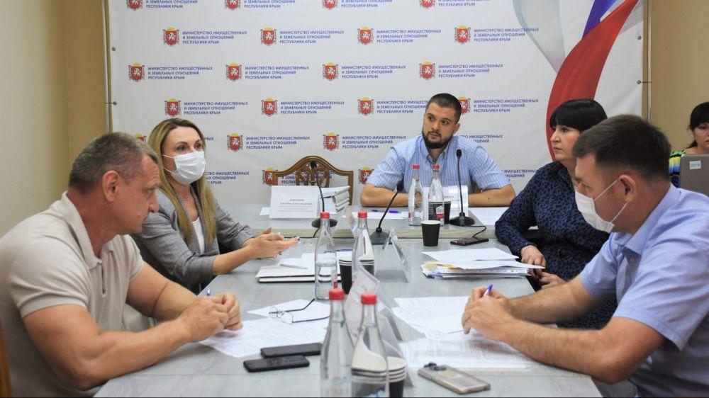 В Минимуществе прошло очередное заседание Комиссии по рассмотрению споров о результатах определения кадастровой стоимости