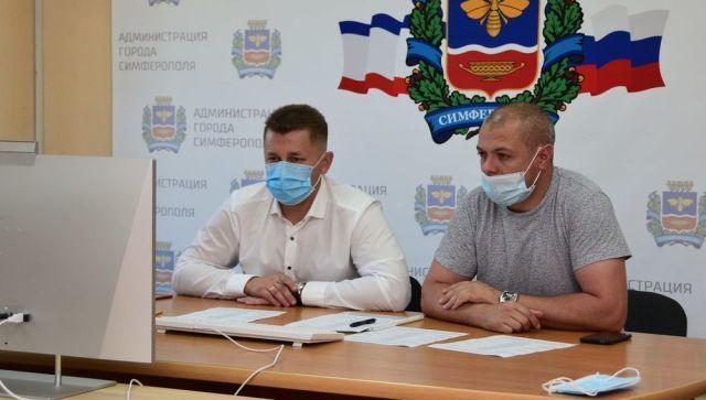 Мэр Симферополя провел онлайн-прием граждан: что волнует горожан