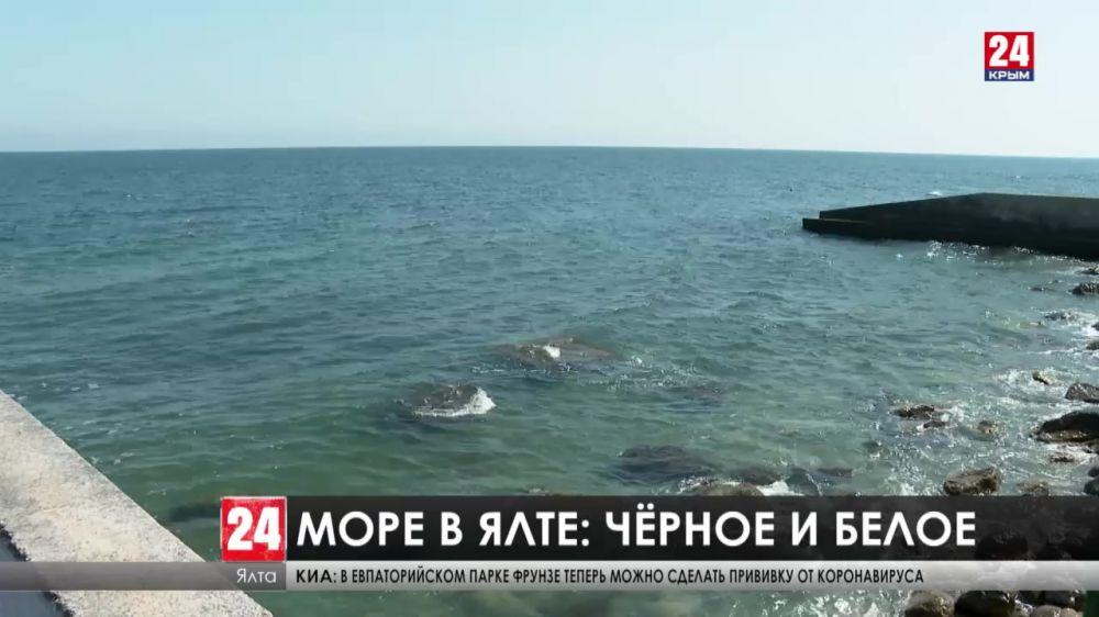 Часть ялтинских пляжей открыли для купания