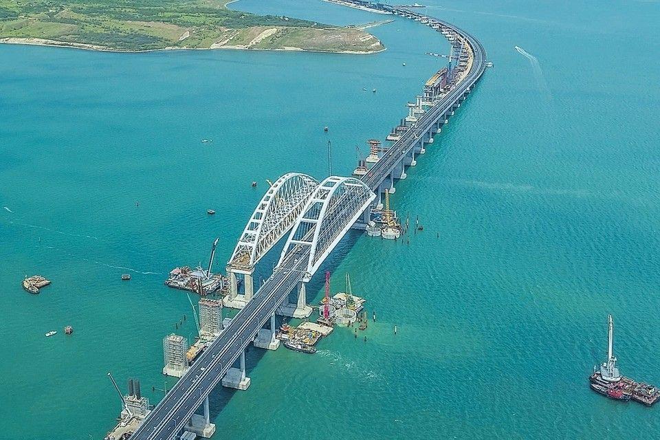 На Украине назвали стоимость «уничтожителя» Крымского моста