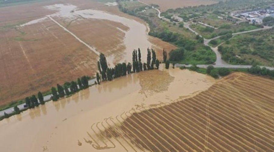 Наводнение в Крыму за день разрушило пять жилых домов
