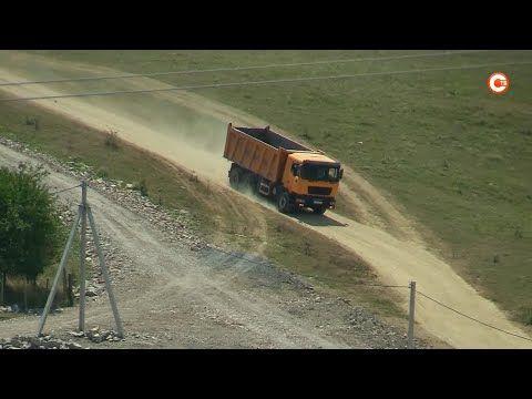 В долину Кара-Коба снова везут строительный мусор (СЮЖЕТ)