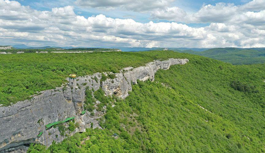 В Крыму продлили ограничения на посещение лесов