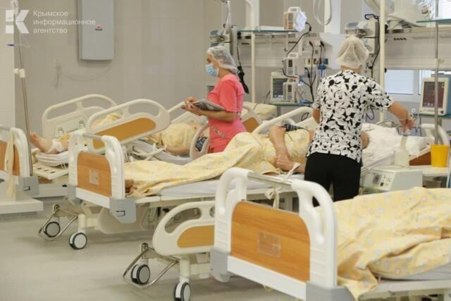 Безработная женщина избила медсестру в ялтинской больнице
