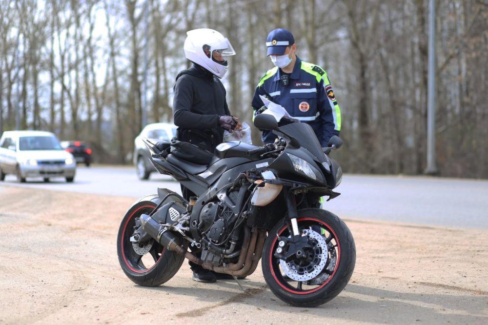На территории Республики Крым сотрудники Госавтоинспекции проведут операцию «Мотоциклист»