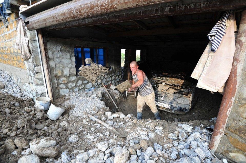 Компенсация ущерба от потопа крымчанам превысила 230 миллионов рублей