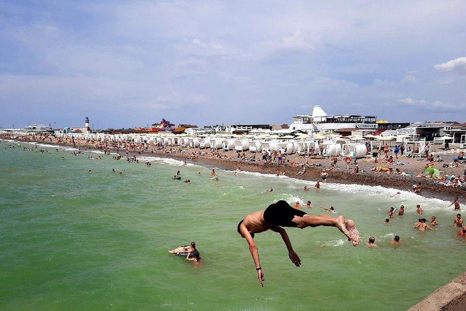 Что происходит на пляжах Крыма сейчас, последние новости