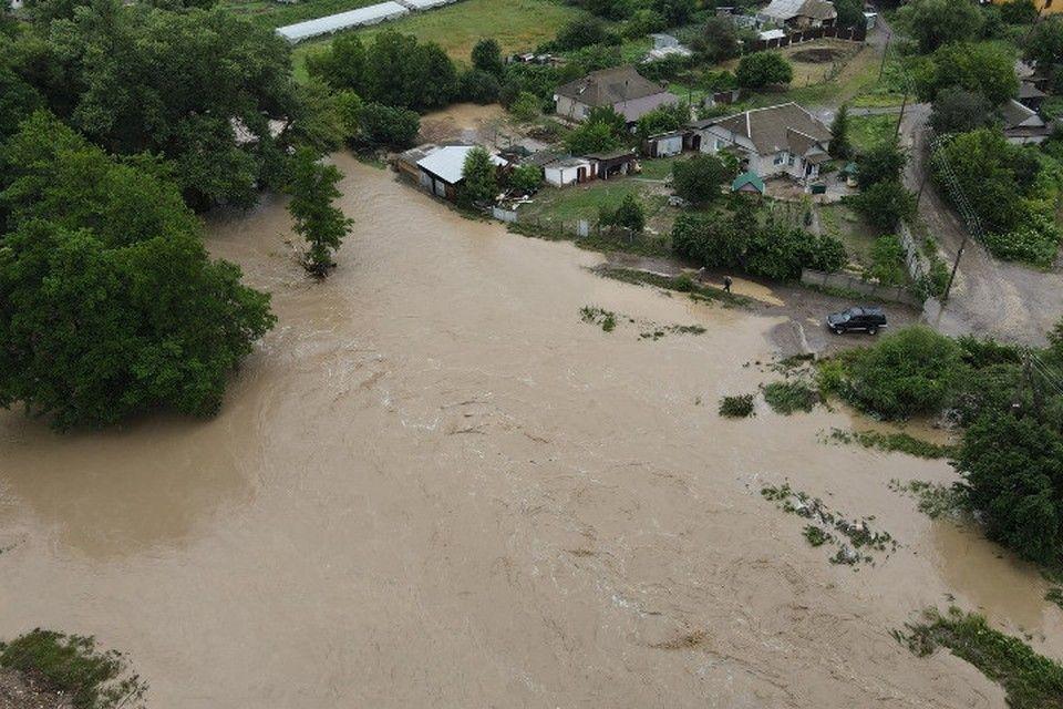 Жителям Бахчисарайского района выплатят компенсацию за потоп