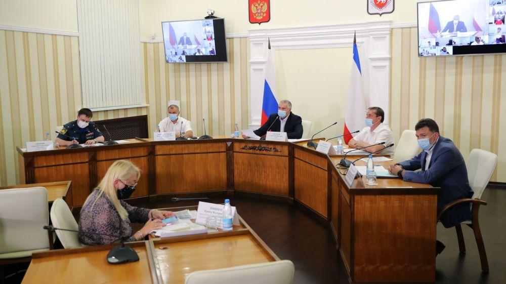 Сергей Аксёнов анонсировал ряд дополнительных мер поддержки для жителей и представителей бизнеса пострадавших от ЧС регионов