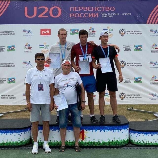Крымские легкоатлеты стали победителями первенства России