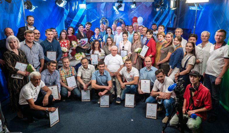 Севастопольское телевидение отмечает 30 лет