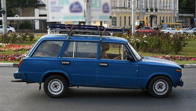 Крымским автовладельцам не по карману новые авто – исследование