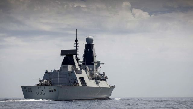 """В Крыму советуют НАТО бросить """"опасные игры"""" в Черном море"""