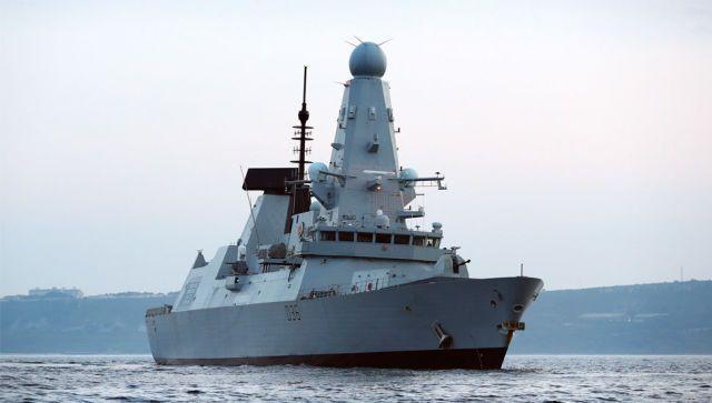 Корабли Британии продолжат визиты к берегам Крыма - МИД страны