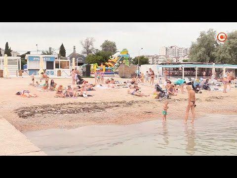 Насколько комфортен пляж «Омега» для отдыхающих? Оценим по 100-бальной шкале (СЮЖЕТ)
