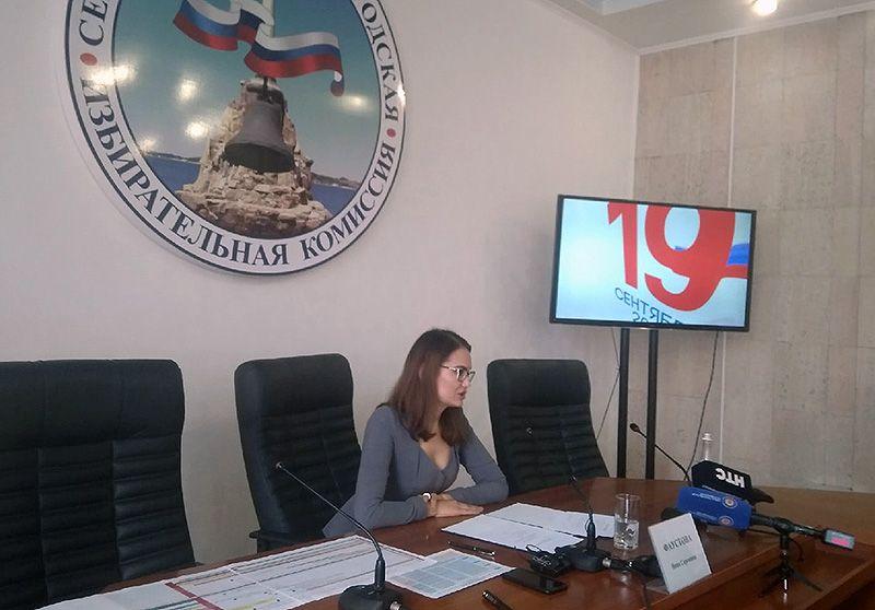 Глава Севгоризбиркома рассказала о подготовке к сентябрьским выборам