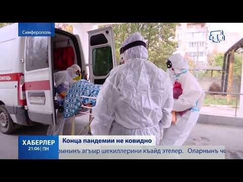 Новый ковидный антирекорд в Крыму