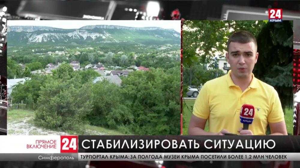 В Совете министров завершился оперативный штаб по ликвидации ЧС
