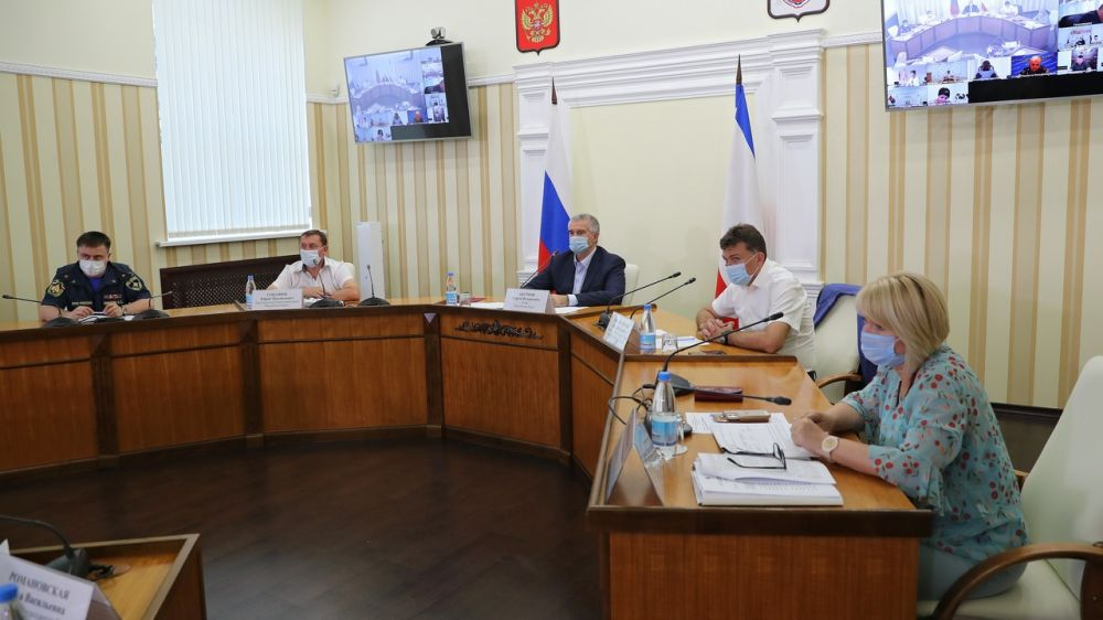 Сергей Аксёнов: В каждом случае, где размер выплат не покроет полученный в результате ЧС ущерб, будем разбираться индивидуально