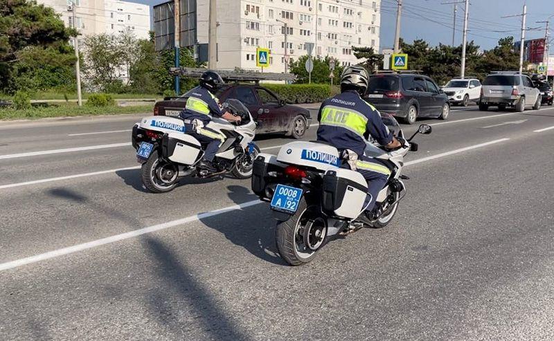 За неделю на дорогах Севастополя произошло 10 ДТП