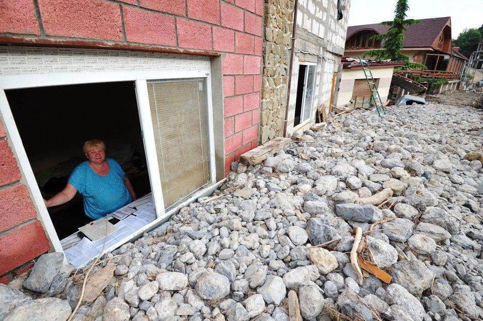 На восстановление домов крымчан после потопа нужно больше 500 миллионов рублей