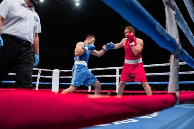 Крымские боксеры выиграли три золота чемпионата ЮФО