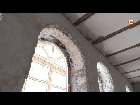 Новый подрядчик зашел на реставрацию музея имени Крошицкого (СЮЖЕТ)