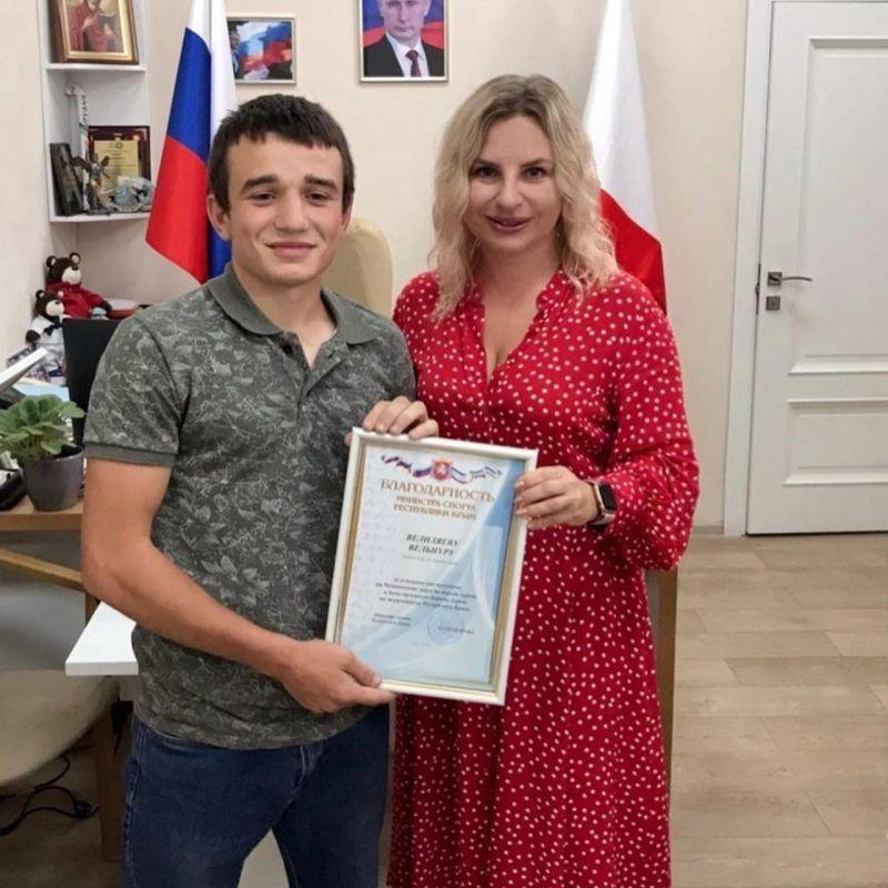 Крымчане выиграли три медали на чемпионате мира по Куреш
