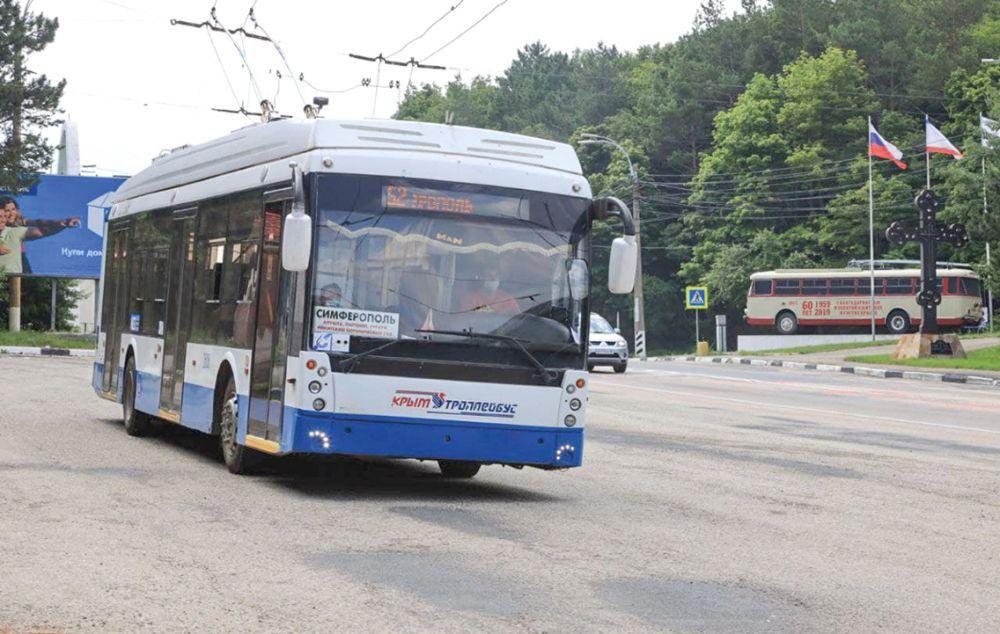 Экскурсия бонусом: из Симферополя в Ялту запустили троллейбус с аудиогидом