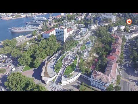 Как за последние два года расцвел Севастополь? (СЮЖЕТ)
