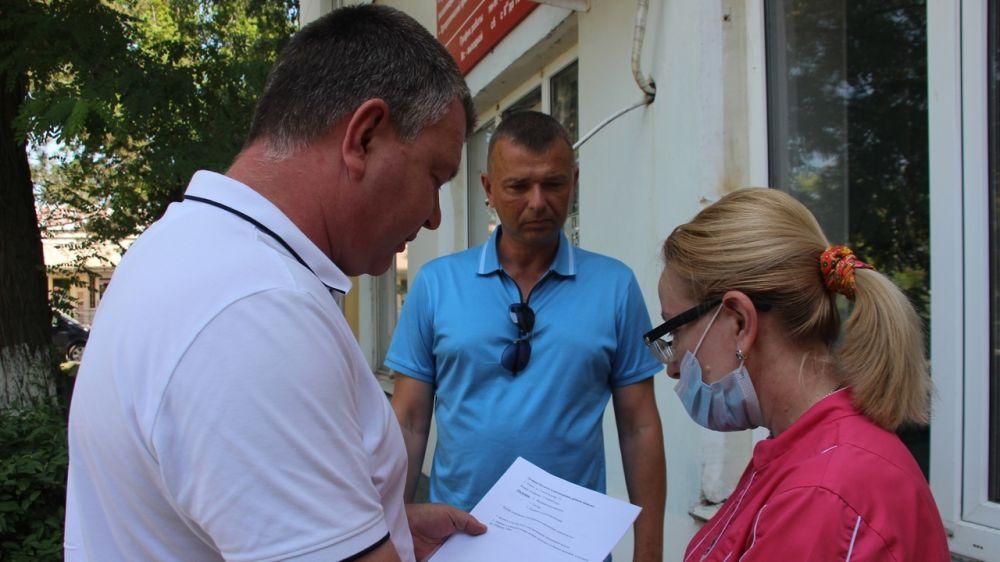 Мебель и спецоборудование доставлены двум керченским семьям, пострадавшим вследствие ЧС