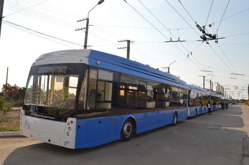 Севастопольский троллейбус №4 возобновит движение по прежнему маршруту