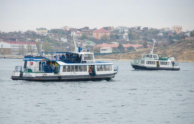 В Севастополе внесены изменения в расписание движения катеров