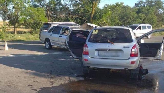 Выехал на встречку: два человека пострадали в ДТП в Евпатории