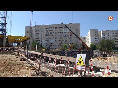 На проспекте Октябрьской революции построят новый корпус школы № 54 (СЮЖЕТ)