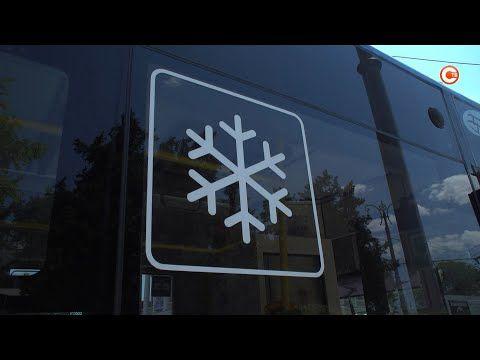 Работают ли кондиционеры в севастопольских троллейбусах? (СЮЖЕТ)