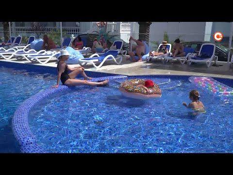 В Севастополе наступила стабильно жаркая погода (СЮЖЕТ)
