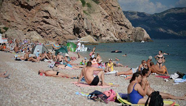 На пляже в Балаклаве возможен новый оползень - Севприроднадзор