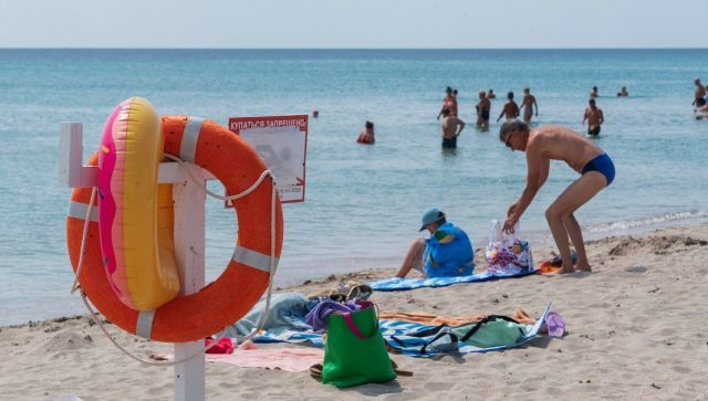 Как в Крыму не утонуть в обратном морском течении: советы от спасателя