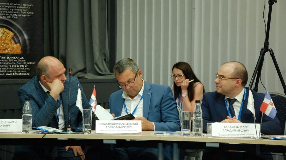 Министр топлива и энергетики Крыма принял решение об увольнении