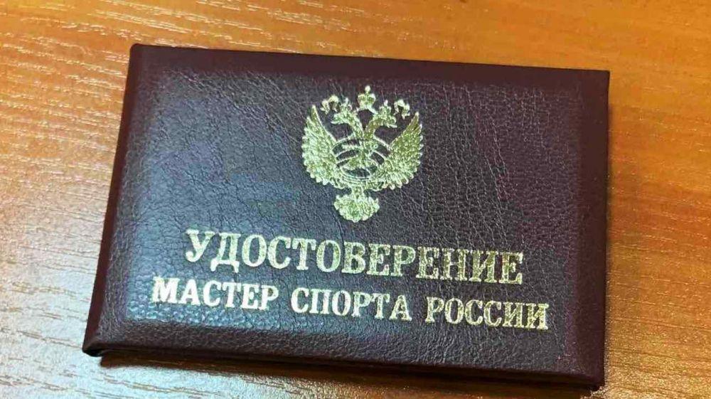 Пятнадцать крымских спортсменов по спорту сверхлегкой авиации стали Мастерами спорта России