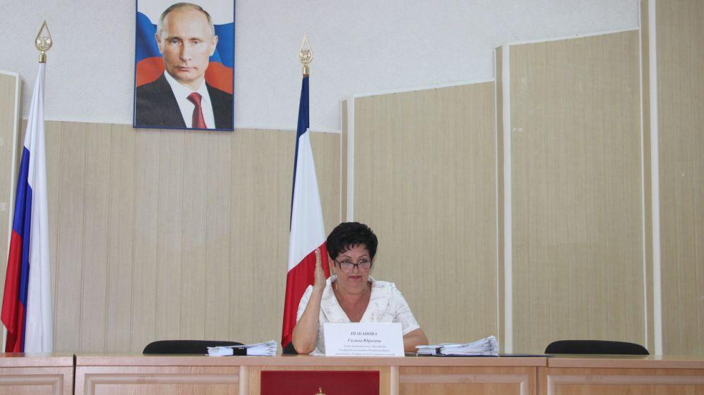 Состоялась 43 (внеочередная) сессии Симферопольского районного совета II созыва